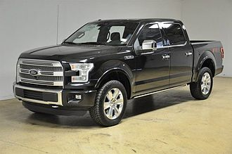 Ford F-Series - Ford F-150, thirteenth generation