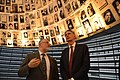 Foreign Secretary Philip Hammond visits the Hall of Names, Yad Vashem (22471372263).jpg