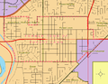 Forest Lawn 1960 boundaries.png