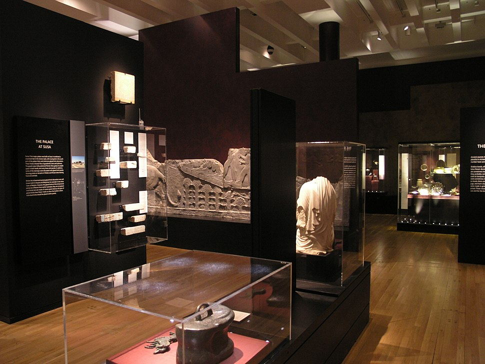 Forgotten Empire Exhibition, (Room 5).1