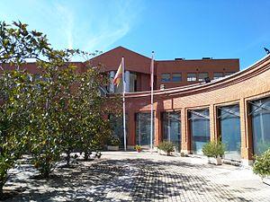 Cajal Institute - Image: Foto Instituto Cajal