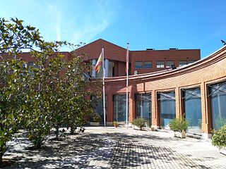 Cajal Institute Spanish research center in neurobiology in Madrid