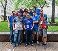 Foto de grupo de Wikimedia España en Wikimania 2017, Montreal, Canadá, 2017-08-12, DD 67.jpg