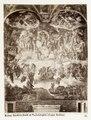 Fotografi, Sixtinska kapellet - Hallwylska museet - 107522.tif