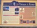 Fotografia del cartell informació in-situ a la Torraza d'Escuer - Aug 2010.jpg