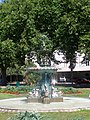 Fountain, Princess Gardens - geograph.org.uk - 1772114.jpg