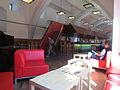 Früh am Morgen Lounge in der Mensa Marstall Heidelberg.JPG