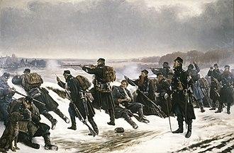 1864 (TV series) - Image: Fra forposterne 1864