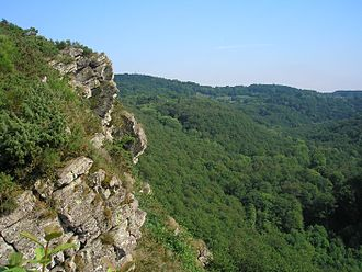 Rouvre - The Rock of Oëtre