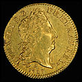 France 1709-A One Louis d'Or (obv).jpg