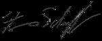 Francis Schaeffer signature.png