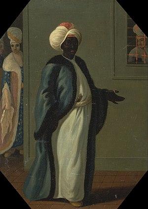Kizlar Agha - Image of an 18th-century Kizlar Agha