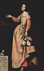 Francisco de Zurbarán 049