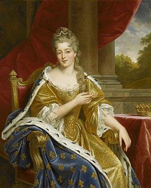 Alexandre-François Caminade - The Duchess of Orléans by Caminade, 1834, Versailles