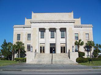 Franklin County, Florida - Image: Franklinctycrthsapal chicola 01