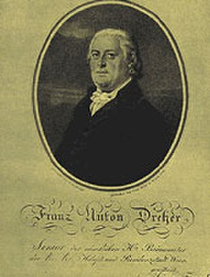 Anton Dreher - Franz Anton Dreher, 1736-1820, migrated to Vienna in search of his fortune, and he found it in Lager Beer.