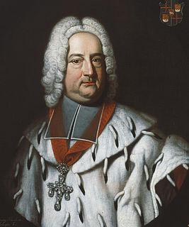 Franz Georg von Schönborn Catholic bishop