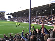 3c964111ecb Fratton Park - The North Stand as seen in a match v Chelsea