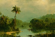 Frederic Edwin Church - Tropical Landscape.jpg