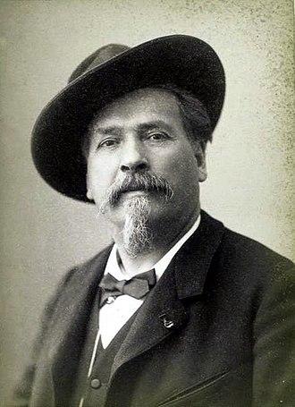 Frédéric Mistral - Image: Frederic Mistral portrait photo