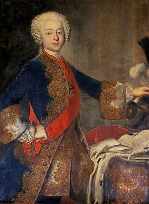 Frederick Christian, Margrave of Brandenburg-Bayreuth