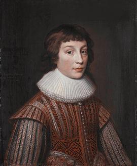 Friedrich Heinrich, Pfalz, Pfalzgraf