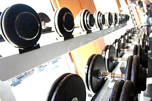 Free weights - Free Weights Vs Exercise Machines