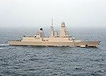 French destroyer Forbin (D620) underway in the Arabian Sea on 31 May 2009 (090531-N-9988F-406).jpg