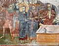 Fresco from St. George Church in Radišani 07.jpg