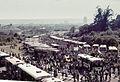 Friedensdemonstration Bonn am 10ten Juni 1982 - Auftakt und Demonstration 03 (s-w)-2.jpg