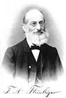 Friedrich August Flückiger -  Bild