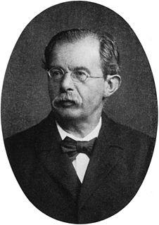 Friedrich Daniel von Recklinghausen German pathologist