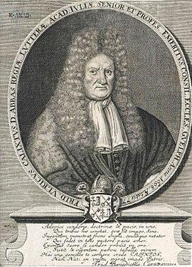 Friedrich Ulrich Calixt