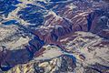 From the air - Miami - Chicago - San Francisco - Vancouver - Green River gorge in Colorado (12259773615).jpg