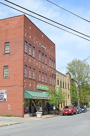 Prestonsburg, Kentucky - Front Street