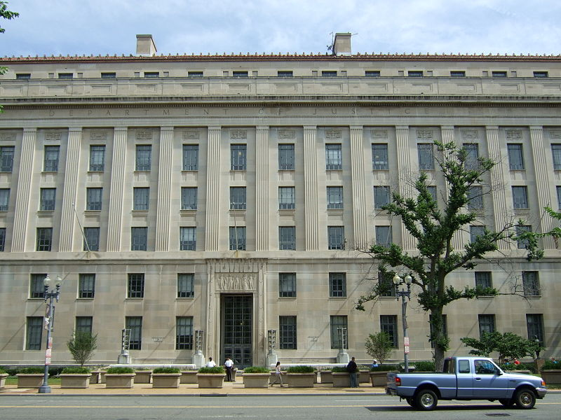 Department of Justice is involved in False Claims Act litigation