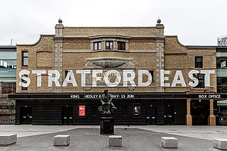 Theatre Royal Stratford East Theatre in London, England