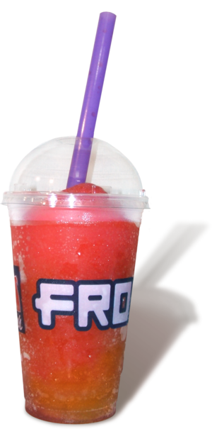 Froster - A 710 mL Froster from Mac's