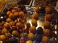 Fruits au foie gras de canard, marché de Brive-la-Gaillarde, France.JPG