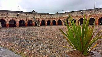 Ojuelos de Jalisco - Fort of Ojuelos, built in 1569.