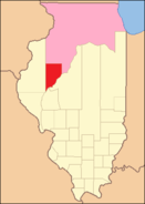 Fulton County Illinois 1823