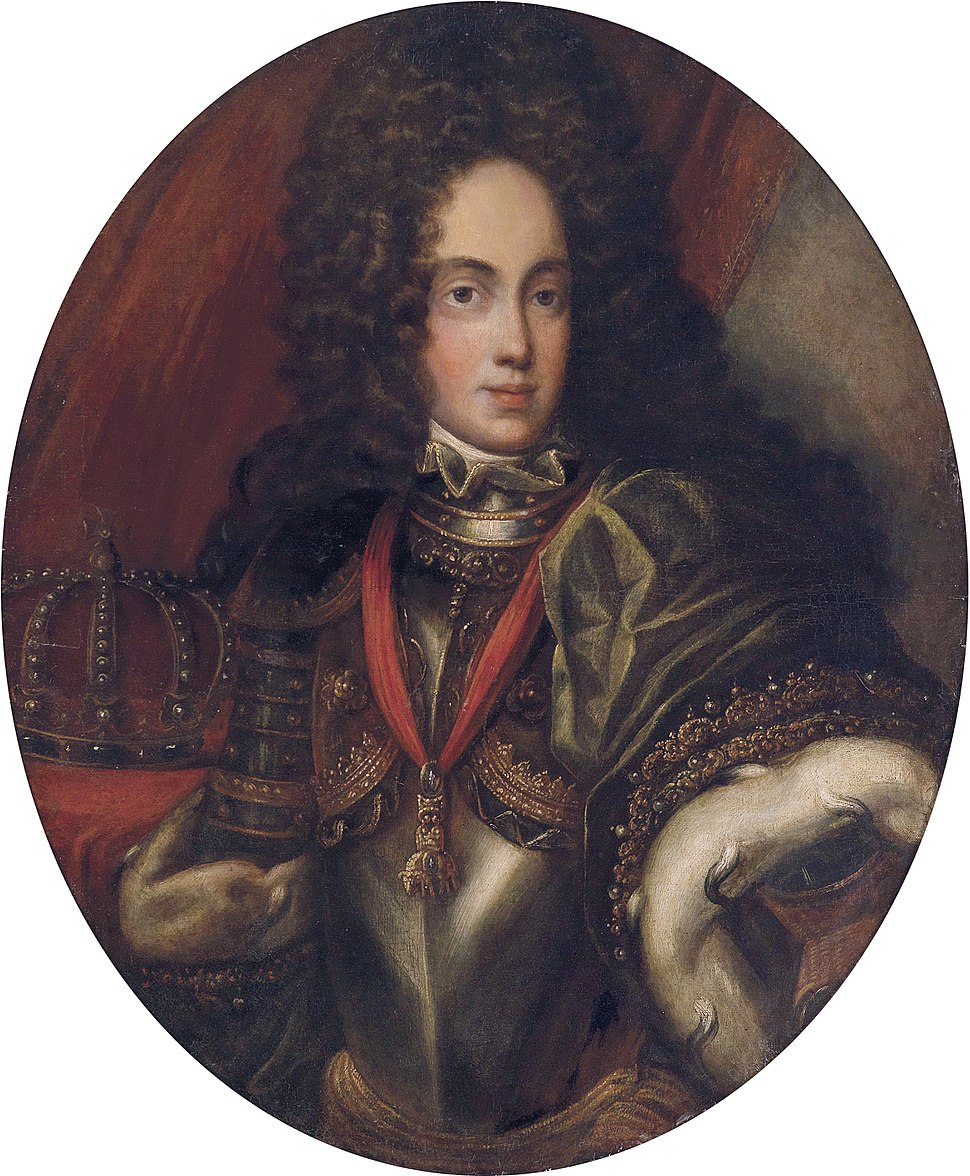 Future Emperor Charles VI, Austrian School, late 17th Century