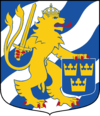 Coat of arms of Gothenburg, Sweden