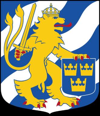 Gothenburg Municipality - Image: Göteborg kommunvapen Riksarkivet Sverige