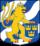 Wappen der Stadt Götegorg