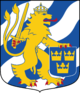 Das Wappen Göteborgs