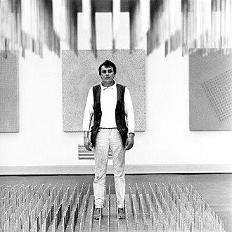 Zero (art) - Günther Uecker Foto: Lothar Wolleh