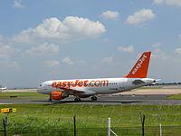 G-EZWA - A320 - EasyJet