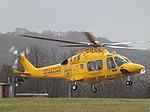 G-LNAC Agusta Westland 169 Helicopter Specialist Aviation Services Ltd (31930013686).jpg