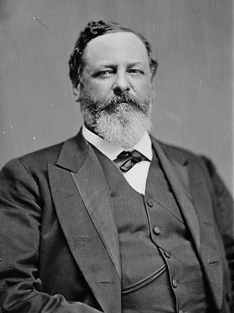 George H. Pendleton - Pendleton in his later years.